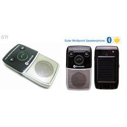 דיבורית בלוטוט BLUETOOTH אלוחטית סולארית עם תמיכה ב-2 מכשירים בו זמנית