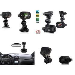 מצלמת רכב קומפקטית FULL HD 1080p