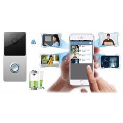 עינית אלחוטית משולבת מצלמה ל-IPHONE/ANDROID