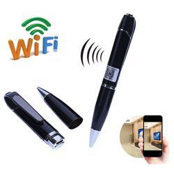 עט מצלמה אלחוטי P2P IP עם אפשרות צפיה ושליטה מרחוק