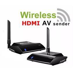 מערכת אלחוטית HDMI TO HDMI ללא חיבור לכבלים