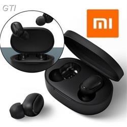 אוזניות בלוטות' Bluetooth אלחוטיות נטענות TWS מבית XIAOMI עם מיקרופון מובנה וערכת הטענה מהירה