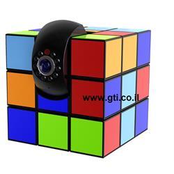 מצלמת ip אלחוטית מוסלקת בקוביה משחק - קוביה הונגרית