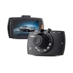 מצלמת רכב HD כולל צג אחורי ותאורת לילה