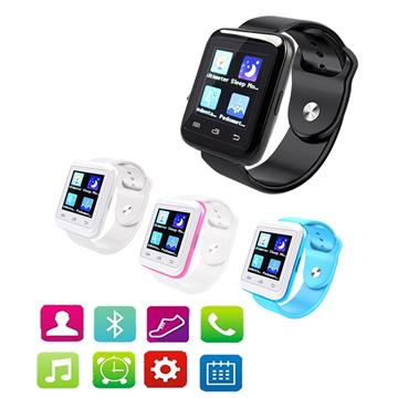 שעון חכם  דגם משופר כולל מסך טאץ' איכותי ומגוון ישומים